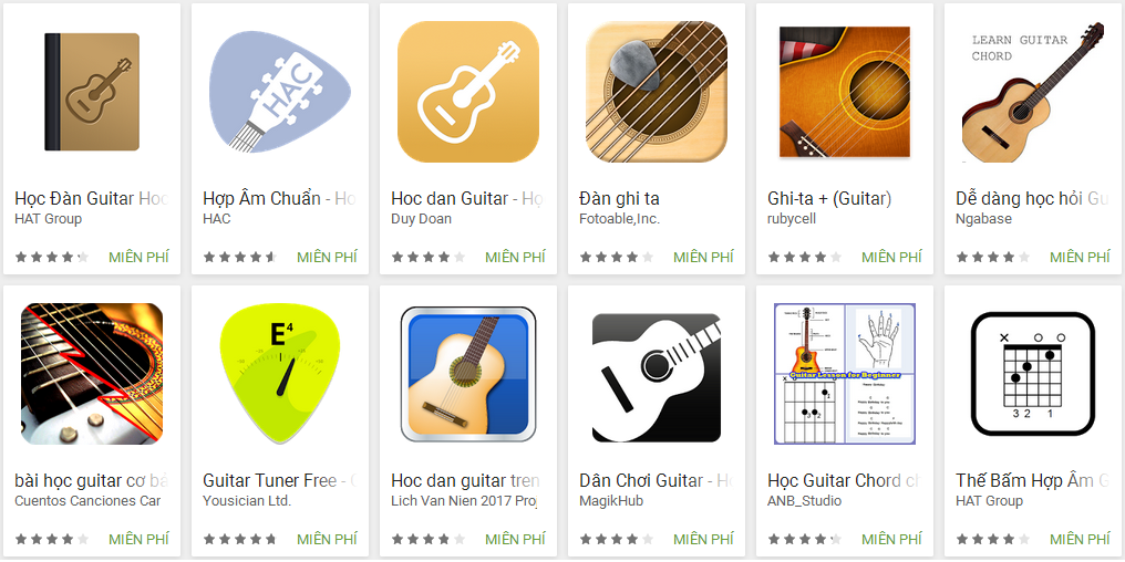 5c4701116ee45 tong hop app ung dung android hoc guitar tot nhat - Tổng hợp App, Ứng dụng Android học Guitar tốt nhất